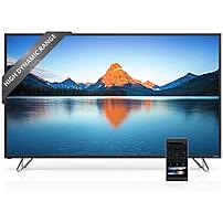 VIZIO M65-D0 65-inch 4K Ultra HD LED Smart TV - 3840 x 2160 - 50,000,000:1 - 360 Clear Action - V8 Octa-Core Processor - Tablet Remote - Wi-Fi - HDMI