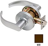Dexter C2000PASSC613 Curved Lever Door Handle Bronze