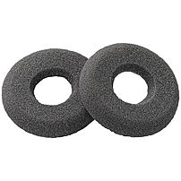 Plantronics Doughnut Ear Cushion Black Foam 40709 02