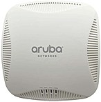 Aruba Networks APIN0205 IEEE 802.11ac 867 Mbit/s Wireless Access Point - ISM Band - UNII Band - Ceiling Mountable, Wall Mountable