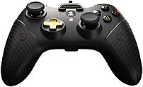 POWER A 1428680 01 Fusion Gaming Controller For Xbox One Black