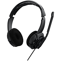 Roccat Roc-14-602 Kulo Stereo Gaming Headset Stereo Mini-Phone Wired 50 Ohm 20 Hz 20 Khz Over-The-Head Binaural Ear-Cup 8.20  ROC-14-602