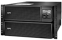 APC DLRT8KRMXLT Smart-UPS On-Line 8000VA Tower/Rack Mountable UPS - 8000 VA/8000 W - 208 V AC - 5.20 Minute - 6U Tower/Rack Mountable - 5.20 Minute - 2 x Hardwired, 2 x NEMA L6-30R, 4 x NEMA L6-20R
