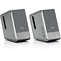Bose Computer MusicMonitor 2.0 Speaker System Silver 43329
