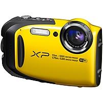 Fujifilm FinePix XP80 16.4 Megapixel Compact Camera - Yellow