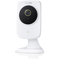 TP LINK 1 Megapixel Network Camera Color H.264 1280 x 720 3.85 mm CMOS Cable Wireless TL NC250