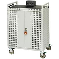 Click here for Bretford 42-Unit Intelligent Netbook Cart - 4 Cast... prices