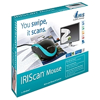 I.R.I.S. IRIScan Mouse Scanner 300 dpi Optical A USB scanner and a mouse in one single device 457885