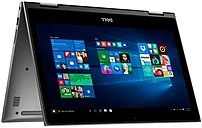 Dell Inspiron 5000 Series I5368-8833GRY 2-in-1 Laptop PC - Intel Core i7-6500U 2.5 GHz Dual-Core Processor - 8 GB DDR4 RAM - 1 TB Hard Drive Disk - 13.3-inch Touchscreen Display - Windows 10 Home 64-b