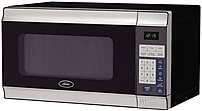 Oster CULAM780SS 0.7 cu ft Countertop Microwave Oven 700 Watts Stainless Steel
