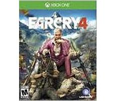Ubisoft 887256300616 Far Cry 4 Xbox One Video Game