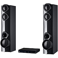 LG LHB675 4.2 3D Home Theater System 1000 W RMS 1080p Blu ray Disc Player DTS Dolby Digital Plus Dolby Digital Dolby TrueHD DTS HD High Resolution DTS HD Master Audio Essential BD RE DVD RW DVD RW CD