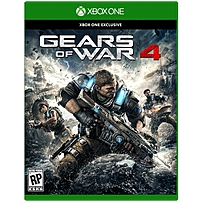 Microsoft 4V9-00001 Gears of War 4 - Third Person Shooter - Blu-ray Disc - Xbox One - English 4V9-00001