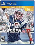 EA 014633371017 Madden NFL 17 Deluxe Edition Sports PS4 Game PlayStation 4