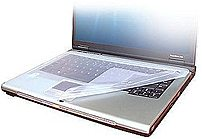 Man and Machine DRAPE17W Silicone Drape 17-inch Laptop Protector