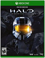 Microsoft RQ2 00010 Halo The Master Chief Collection Video Game Xbox One