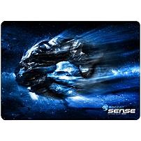 Roccat Sense - High Precision Gaming Mousepad - 0.1' x 15.7' x 11' Dimension - Chrome Blue - Friction Resistant