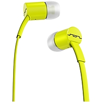 Sol Republic Jax Earset Stereo Lemon Lime Mini phone Wired Earbud Binaural In ear 1112 30