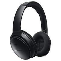 Bose QuietComfort 35 Wireless Headphones Stereo Black Wireless Bluetooth Over the head Binaural Circumaural Yes 759944 0010