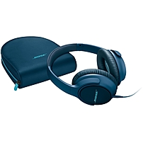 Bose SoundTrue Around Ear Headphones II Apple Devices Stereo Navy Blue Wired Over the head Binaural Circumaural 741648 0020