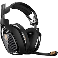 Astro A40 TR Headset Stereo Black Mini phone Wired 48 Ohm 20 Hz 24 kHz Over the head Binaural Circumaural 6.56 ft Cable Yes 3AH4T AGX9N 506