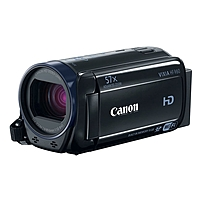 Canon VIXIA HF R60 Digital Camcorder 3 quot; Touchscreen LCD HD CMOS Full HD Black 16 9 2.1 Megapixel Image 2.1 Megapixel Video MP4 AVCHD MPEG 4 32x Optical Zoom 1140x Digital Zoom Optical Electronic