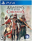 Ubisoft Assassin s Creed Chronicles Action Adventure Game PlayStation 4 887256019525
