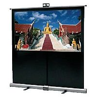 Da Lite Theater Lite Portable and Tripod Projection Screen 39 quot; x 70 quot; Wide Power 80 quot; Diagonal 94129