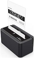 E Seek 260 00C0 00 M260 1D 2D Barcode Scanner and Magnetic Stripe Reader Black Gray