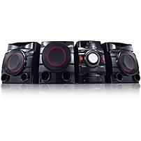 LG CM4550 Mini Hi Fi System 700 W RMS CD Player 1 Disc s FM 2.1 Speaker s CD DA MP3 WMA USB Remote Control