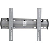 Ergotron Wall Mount for Flat Panel Display 32 quot; Screen Support 175 lb Load Capacity Steel Aluminum Silver 61 143 003