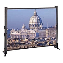 Da Lite Presenter Table Top Projection Screen 30 quot; x 40 quot; Wide Power 50 quot; Diagonal 84188