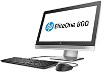 HP EliteOne 800 G2 Y2P27UT All-in-One Computer - Intel Core i5-6500 3.20 GHz Quad-Core Processor - 8 GB DDR4 SDRAM - 128 GB Solid State Drive - 23-inch Display - Windows 10 Pro 64-bit