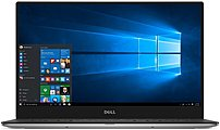 Dell XPS9350-8009SLV Laptop PC - Intel Core i7-6560U 2.2 GHz Dual-Core Processor - 16 GB LPDDR3 RAM - 512 GB Solid State Drive - 13.3-inch Touchscreen Display - Windows 10 Home 64-bit Edition