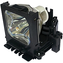 Premium Power Products Compatible Projector Lamp Replaces Hitachi 215 W Projector Lamp 5000 Hour DT01371 OEM