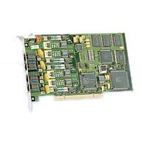 Dialogic D4PCIUFW Combined Media Board - 4 - PCI - PCI Half-length