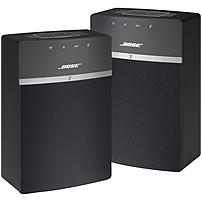 Bose SoundTouch 10 Series Speaker System - Wireless Speaker(s) - Wireless LAN - Bluetooth - USB - Advanced Audio Coding (AAC) 775434-1100 775434-1100