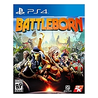 Take Two BATTLEBORN First Person Shooter PlayStation 4 710425474705