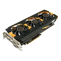 Sapphire Radeon R9 290 Graphic Card 1 GHz Core 4 GB GDDR5 PCI Express 3.0 x16 Triple Slot Space Required 5200 MHz Memory Clock 512 bit Bus Width 4096 x 2160 CrossFireX Fan Cooler DirectX 11.2 OpenGL 4