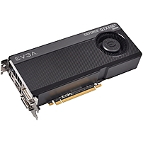 EVGA GeForce GTX 650 Ti Graphic Card 1.07 GHz Core 1 GB GDDR5 PCI Express 3.0 x16 5012 MHz Memory Clock 192 bit Bus Width 2560 x 1600 SLI DirectX 11.1 OpenGL 4.3 DirectCompute 5.0 OpenCL 1 x DisplayPo