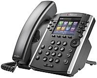 Polycom VVX 411 IP Phone - Cable - Desktop - 12 x Total Line - VoIP - Speakerphone - 2 x Network (RJ-45) - PoE Ports - LDAP, SIP, DHCP, SNTP, RTCP, RTP, TCP, UDP, SRTP, SDP Protocol(s)