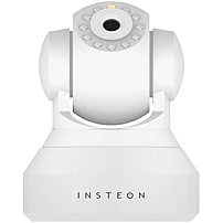 Insteon 2864 222 1 Megapixel Network Camera 1 Pack Color 1280 x 720 CMOS Wireless Cable Wi Fi Fast Ethernet