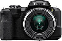 FUJIFILM FinePix S8650 16407509 16.0 Megapixel Digital Camera - 36x Optical Zoom - 3-inch LCD Display - Black