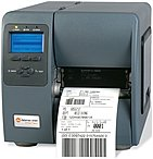 Datamax-O'Neil I-Class I-4212e Direct Thermal/Thermal Transfer Printer - Monochrome - Desktop - Label Print - 4.10' Print Width - 12 in/s Mono - 203 dpi - 32 MB - USB - Serial - Parallel - Ethernet -