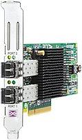 HP 697890-001 Storageworks 82E 8GB Host Bus Adapter - Dual Port PCIE