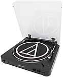 Audio-Technica AT-LP60BK-USB Fully Automatic Belt-Drive S...