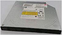 HP 652243-001 9.5 mm DVDRW SATA Optical Drive