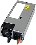 Lenovo System x 550W High Efficiency Platinum AC Power Supply - 550 W - 120 V AC, 230 V AC