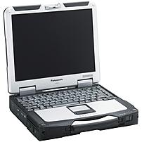 Panasonic Toughbook CF-3117-00KM Notebook PC - Intel Core i5-5300U 2.3 GHz Dual-Core Processor - 4 GB DDR3L SDRAM - 256 GB Solid State Drive - 13.1-inch Touchscreen Display - Windows 7 Professional 64