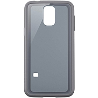 Belkin Air Protect Grip Vue Protective Case for Galaxy S5 - Smartphone - Slate - Tint - Plastic
